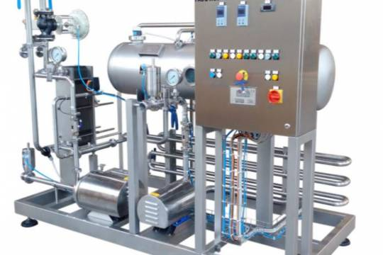 Premix and Syrup room for juice, soft drinks and nectars 228 - Storcan International